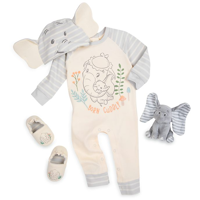 Disney Store Dumbo Baby Gift Set