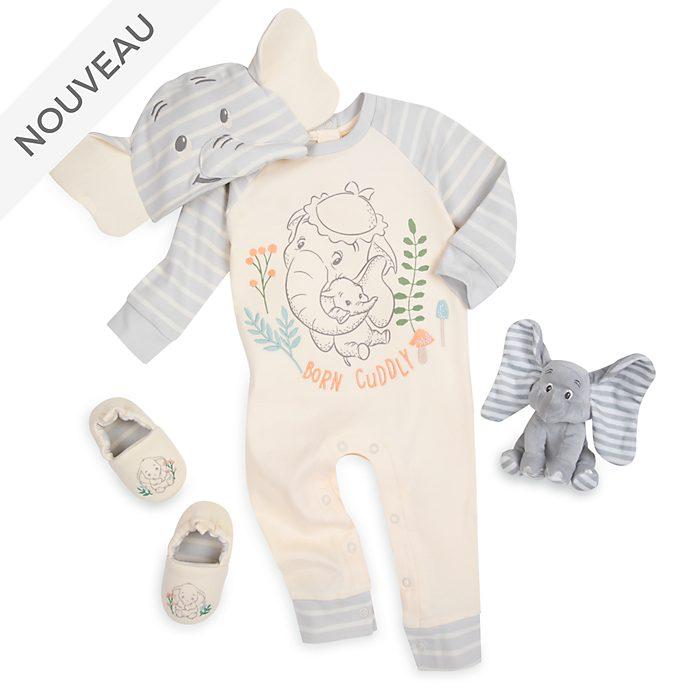 Disney Store Ensemble cadeau pour bébé Dumbo