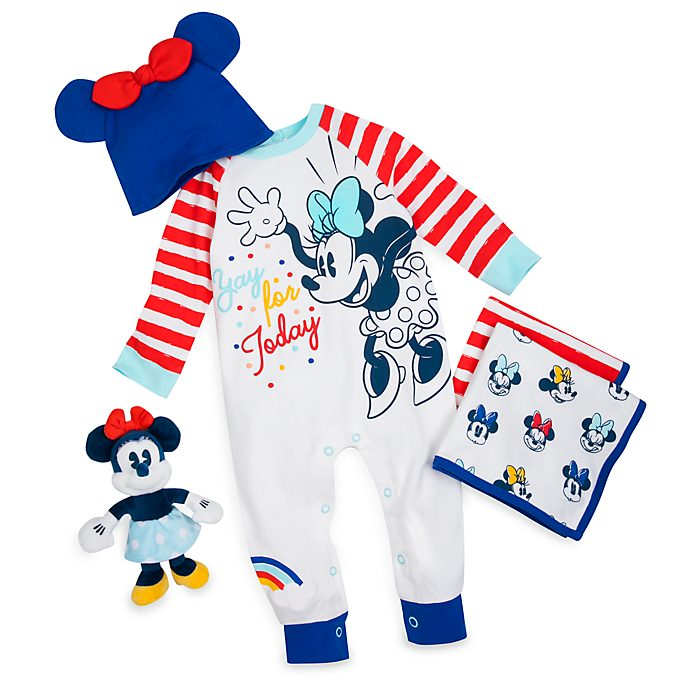 Canastilla Minnie Mouse para bebé, Disney Store