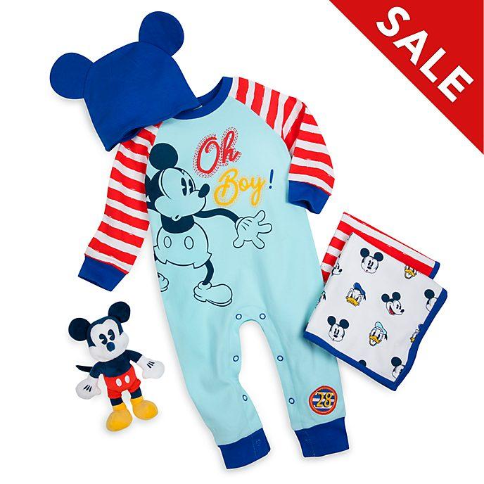 Disney Store - Micky Maus - Baby-Geschenkset