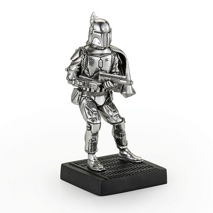 Star Wars Royal Selangor Pewter Boba Fett Figure