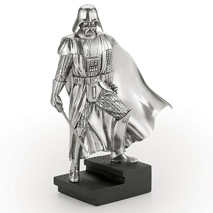 Star Wars Limited Edition Royal Selangor Pewter Darth Vader Figure
