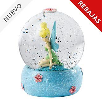 Bola de nieve de Campanilla, de la colección Enchanting Disney Collection