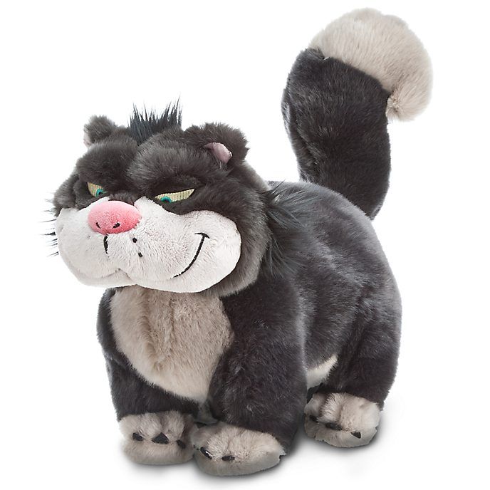 Disney Store Lucifer Medium Soft Toy, Cinderella