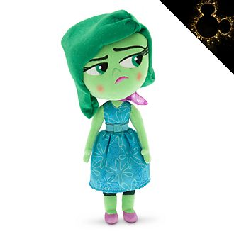 Disney Store Disgust Small Soft Toy, Inside Out