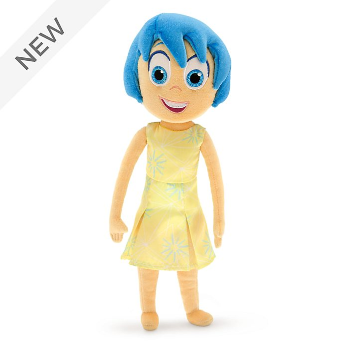 Disney Store Joy Small Soft Toy, Inside Out