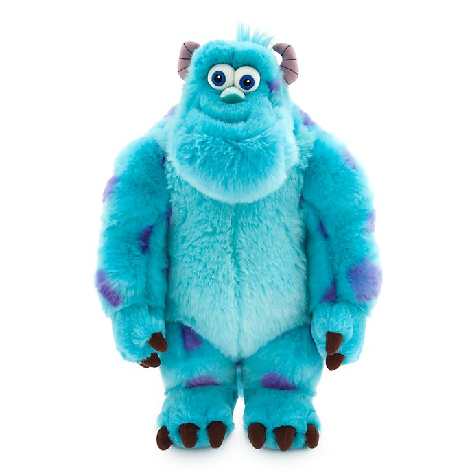 Disney Store Sulley Medium Soft Toy