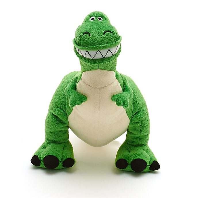 Peluche pequeño Rex, Toy Story, Disney Store