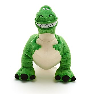 Disney Store Rex Mini Bean Bag, Toy Story