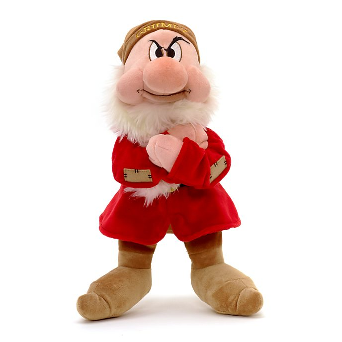 Disney Store Grumpy Small Soft Toy