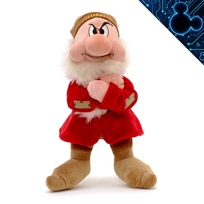 Disney Store Grumpy Small Soft Toy