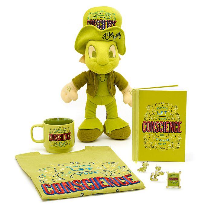 Disney Store Disney Wisdom Jiminy Cricket Collection - July