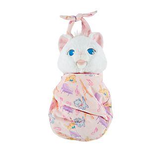 Peluche pequeño con manta Marie, Disney Store