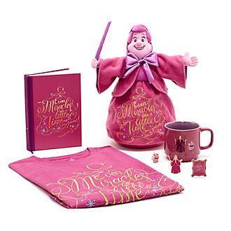 Colección Hada Madrina, diciembre, Disney Wisdom, Disney Store