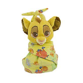 Peluche piccolo con taschina Simba Disney Store