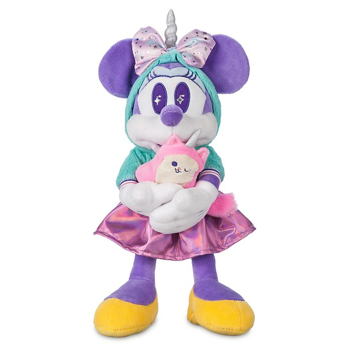 Disney Store Minnie Mouse Mystical Small Soft Toy