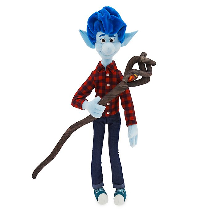 Muñeco de peluche Ian, Onward, Disney Store
