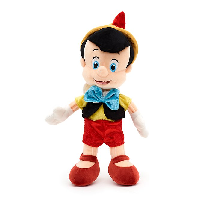 Disney Store Pinocchio Small Soft Toy