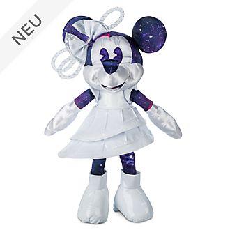 Disney Store - The Main Attraction - Minnie Maus - Kuschelpuppe - 1 von 12