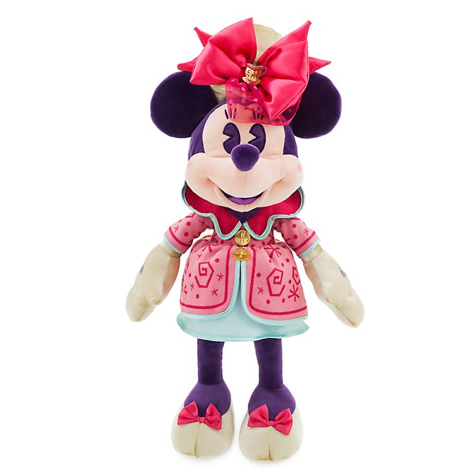 Disney Store - The Main Attraction - Minnie Maus - Kuschelpuppe - 3 von 12