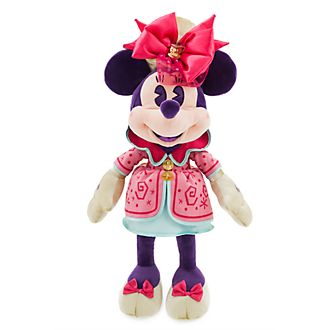 Disney Store Minnie Mouse The Main Attraction Soft Toy, 3 of 12