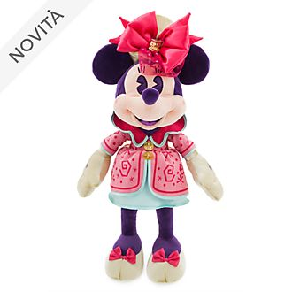 Peluche Minnie Mouse The Main Attraction Minni Disney Store, 3 di 12