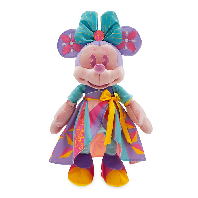 Disney Store - The Main Attraction - Minnie Maus - Kuschelpuppe - 4 von 12