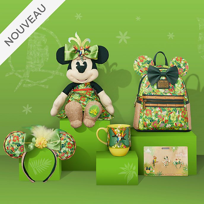 Disney Store Collection Minnie Mouse The Main Attraction, 5sur12