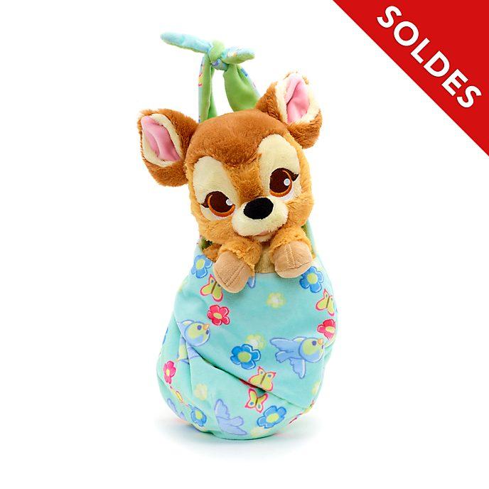 Disney Store Petite peluche Bambi emmaillotée, Disney Babies