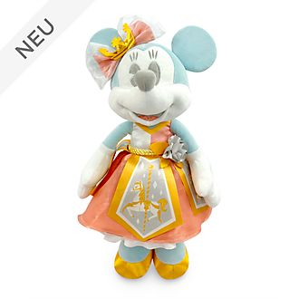 Disney Store - The Main Attraction - Minnie Maus - Kuschelpuppe - 7 von 12