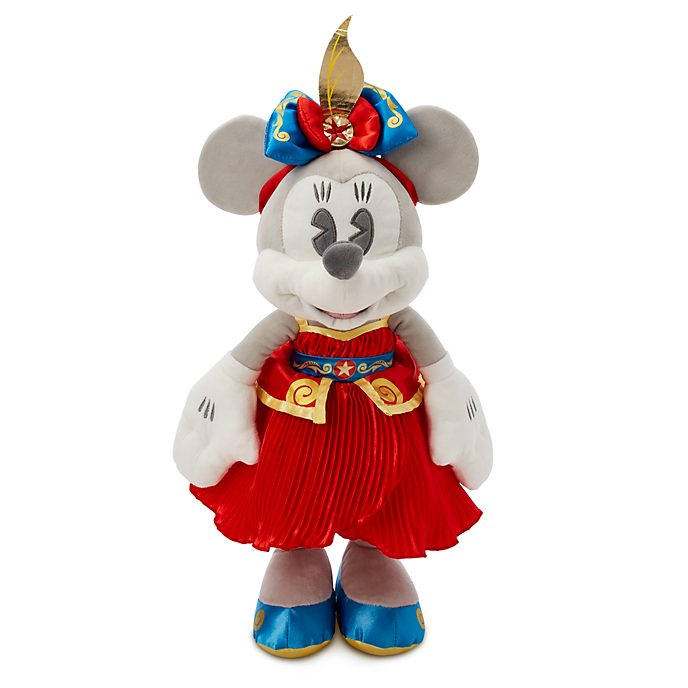 Disney Store Minnie Mouse the Main Attraction Soft Toy, 8 of 12
