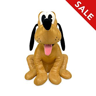 Disney Store Pluto Medium Collectible