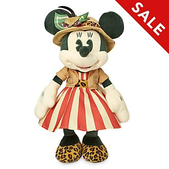 Disney Store Minnie Mouse the Main Attraction Soft Toy, 11 of 12