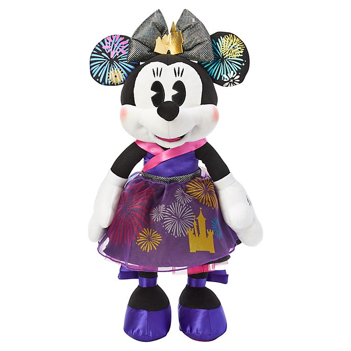 Disney Store Peluche Minnie Mouse The Main Attraction, 12 sur 12