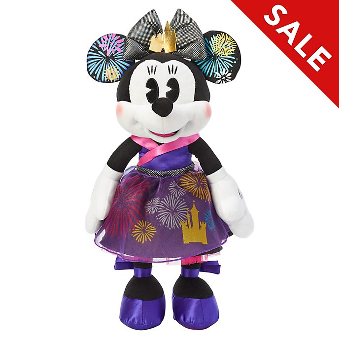 Disney Store Minnie Mouse the Main Attraction Soft Toy, 12 of 12