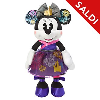 Peluche Minnie Mouse the Main Attraction Minni Disney Store, 12 di 12
