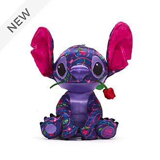 Disney Store Beauty and the Beast Stitch Crashes Disney Soft Toy, 1 of 12