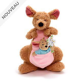 Disney Peluches Maman Gourou et Petit Gourou