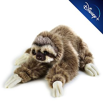 Disney Store Peluche moyenne paresseux National Geographic