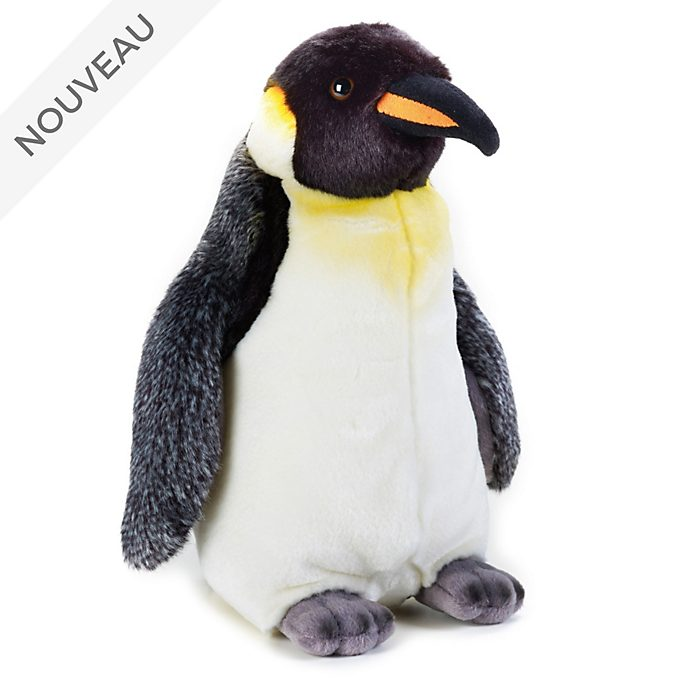Disney Store Peluche moyenne pingouin National Geographic