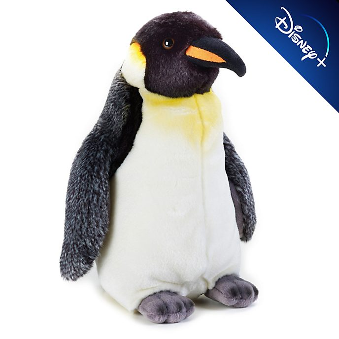 Peluche mediano pingüino, National Geographic, Disney Store
