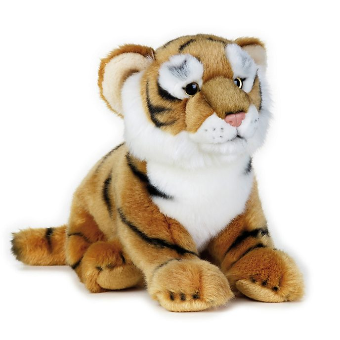 Disney Store National Geographic Tiger Medium Soft Toy