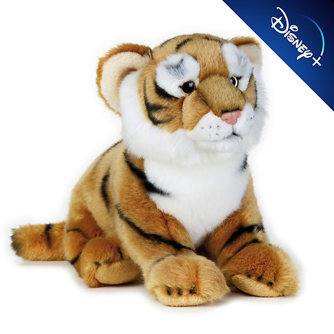 Disney Store Peluche moyenne tigre National Geographic