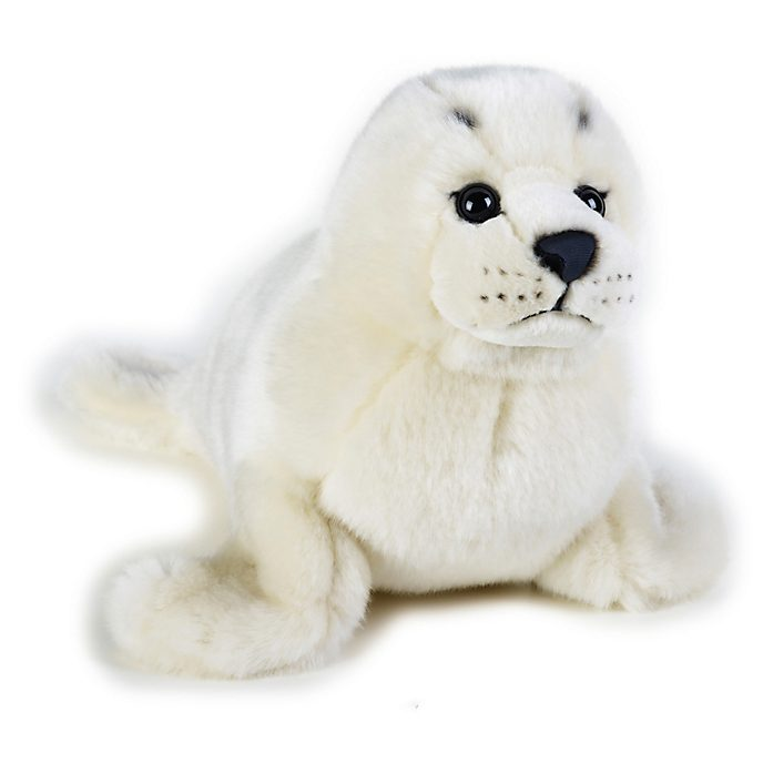 Disney Store Peluche moyenne phoque National Geographic