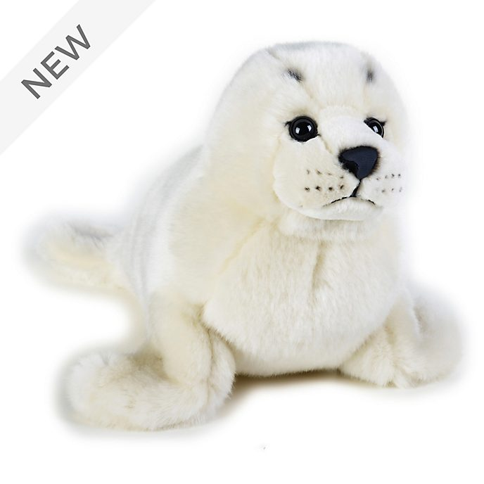 Disney Store National Geographic Seal Medium Soft Toy