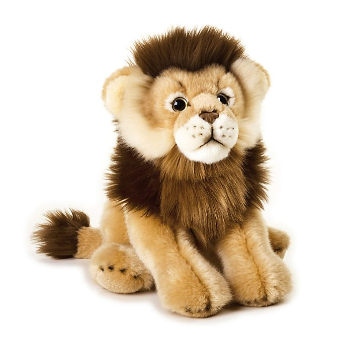 Disney Store National Geographic Lion Medium Soft Toy
