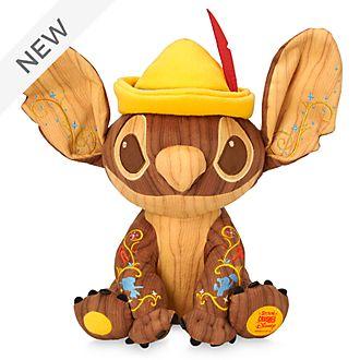 Disney Store Pinocchio Stitch Crashes Disney Soft Toy, 5 of 12