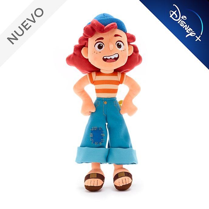 Muñeca peluche Giulia, Luca, Disney Store