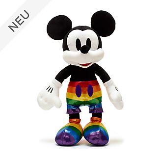Disney Store - Rainbow Disney - Micky Maus - Kuscheltier