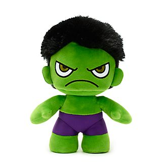 Disney Store Hulk Small Soft Toy